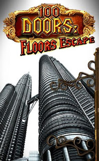 Screenshots of the 100 Doors: Floors escape for Android tablet, phone.