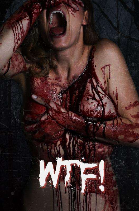 WTF! NSFW Poster