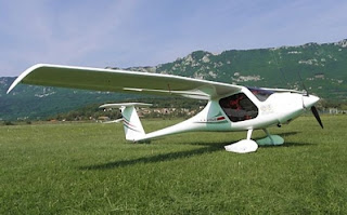 Lightweight Sports Aircraft