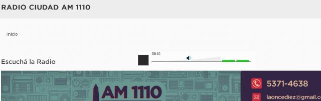 Radio Ciudad 1110