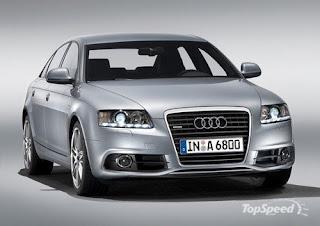Audi A6 famosos