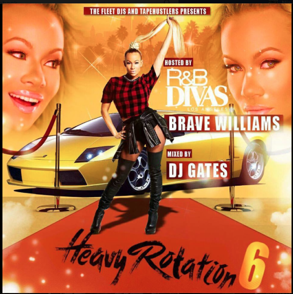 HEAVY ROTATION 6 MIXTAPE