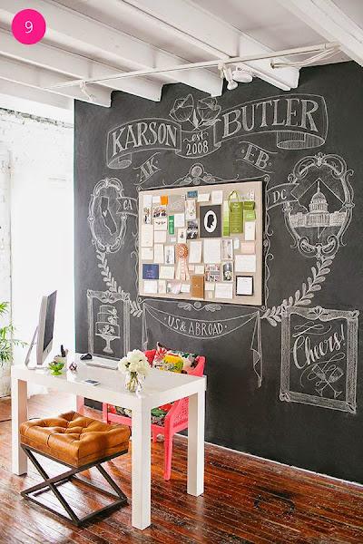 Ideas creativas para dar vida a tus paredes