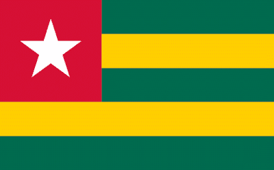 Download Togo Flag Free