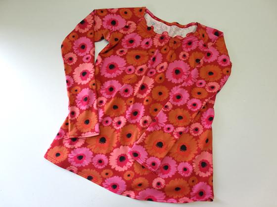 Nähanleitung: Kindershirt Iara und Damenshirt Nisa - schnittquelle ...