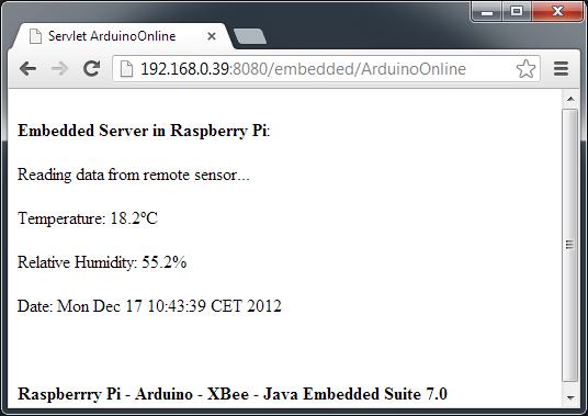 how to run java gui applications on raspberry pi