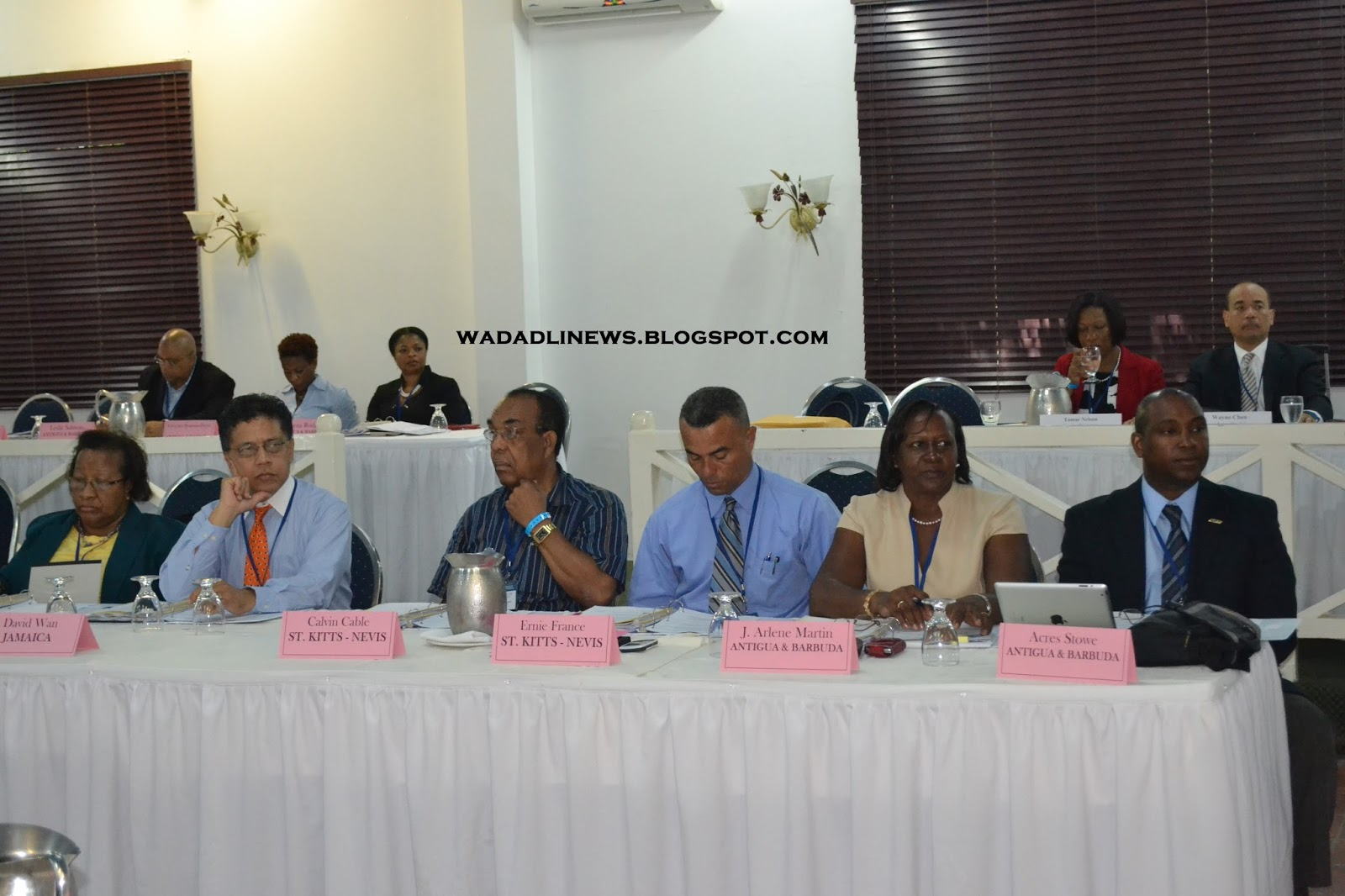 News briefs regional employers are meeting in antigua to develop a blueprint to help influence policy decisions a move they believe will allow them to better deal with malvernweather Choice Image
