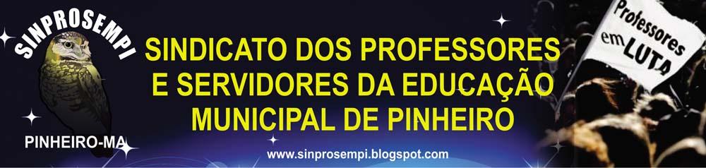 SINPROSEMPI - Pinheiro-MA