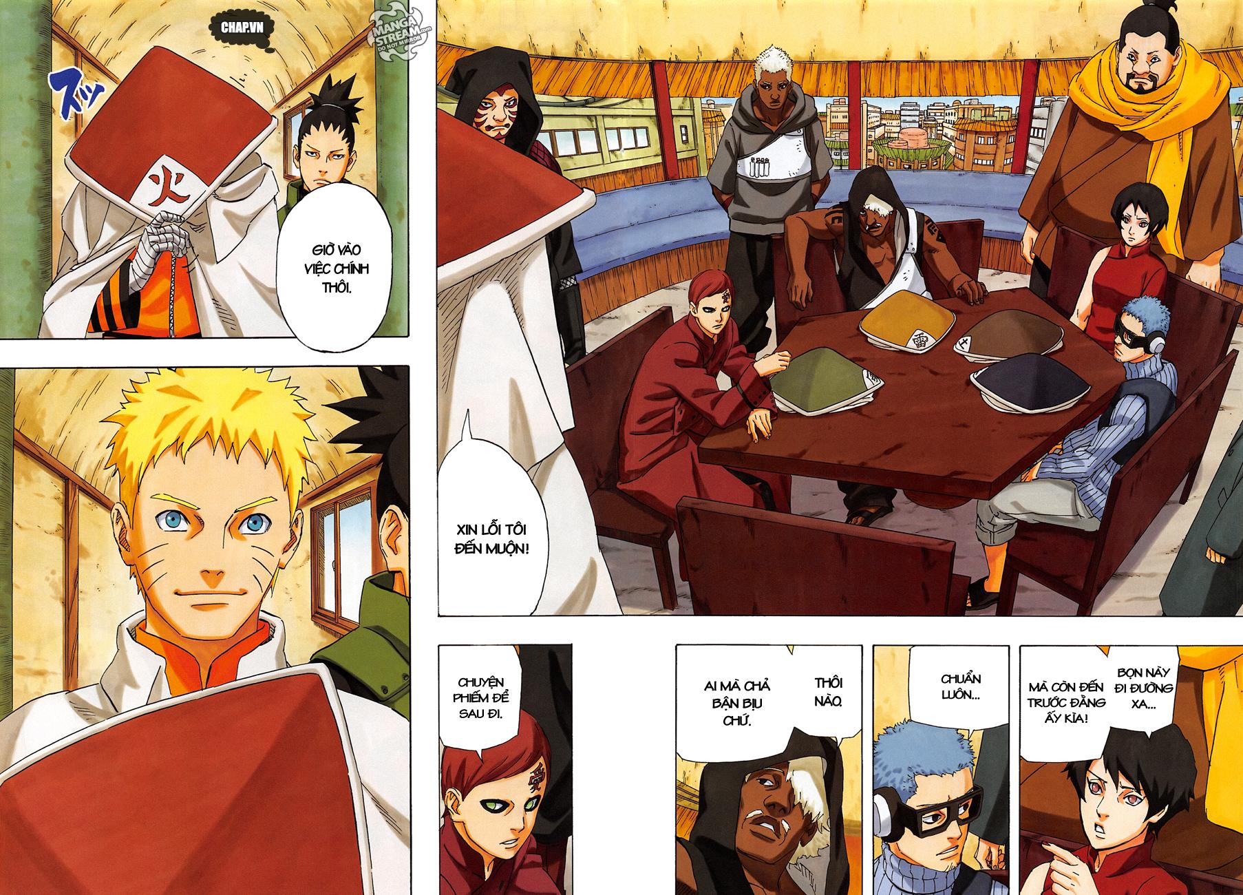Naruto chap 700 – Chap cuối Trang 20