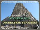Cykliczne Kolorki-Styczeń 2017