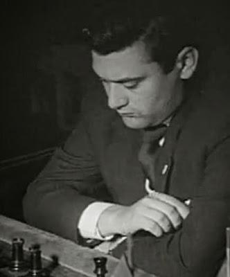 El ajedrecista Román Torán