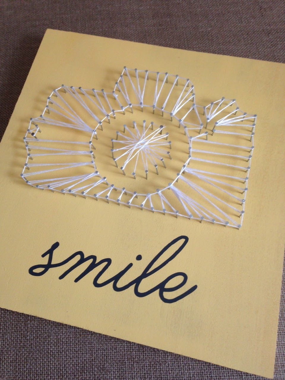 How to Make String Art Patterns with Silhouette   String art ...