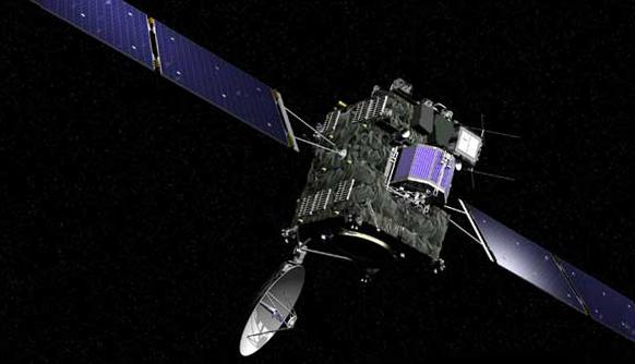 Космический аппарат «Розетта»