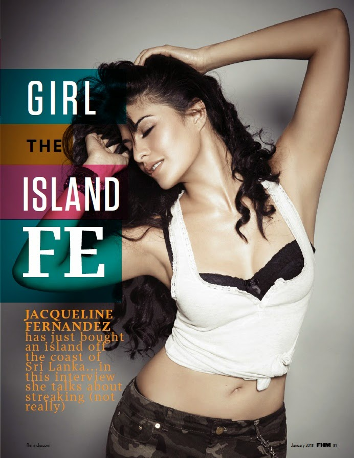 Jacqueline Fernandez Hot HD Photo Shoot for magazine