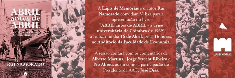 Editora Lápis de Memórias - COIMBRA