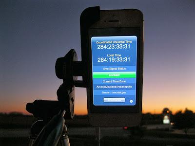 precise time app