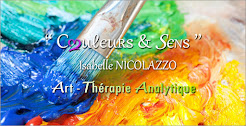 """Art-Thérapie et Atelier d'Expressions Picturales                """"Couleurs & Sens"""""""