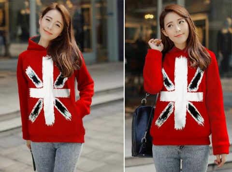 sweater bendera