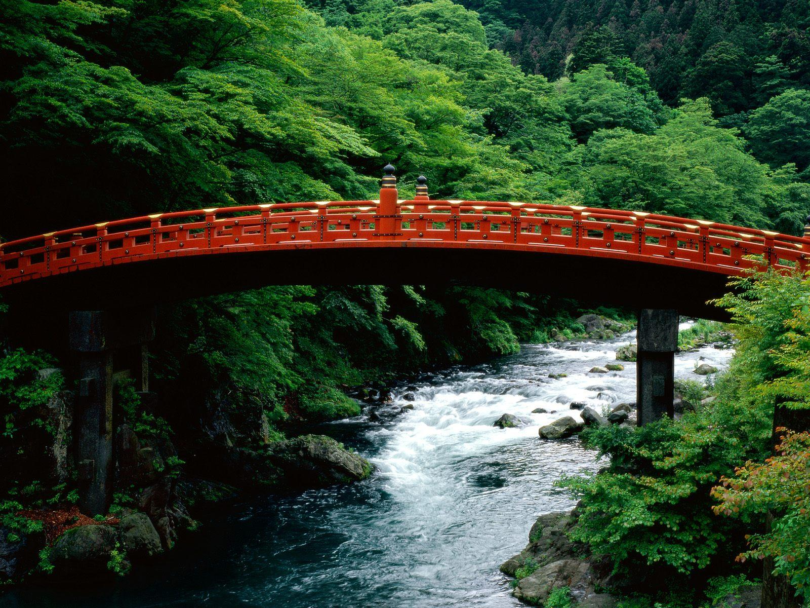 Beautiful Japan River
