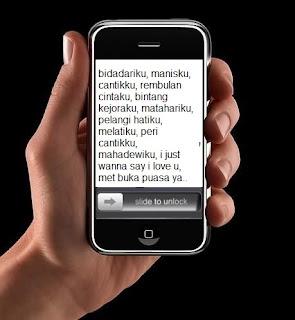 SMS Berbuka Puasa Buat Pacar