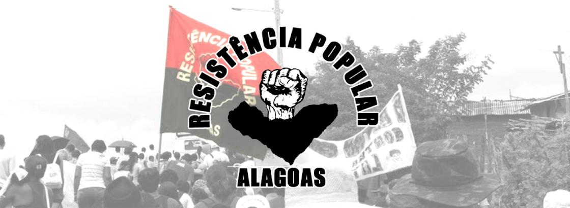 Resistência Popular - Alagoas
