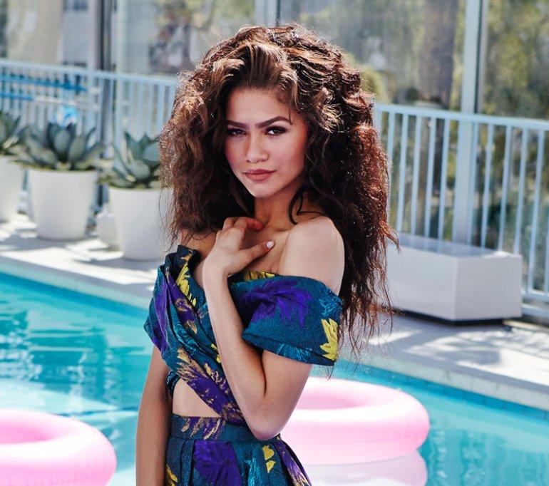 Zendaya es la nueva cara de CoverGirl