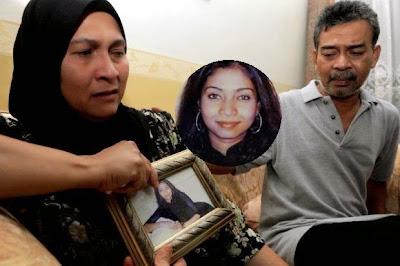 MH17 Kiriman Whatsapp Nur Shazana Kepada Ibu Bapanya Yang Sungguh Menyayat Hati Alfatihah