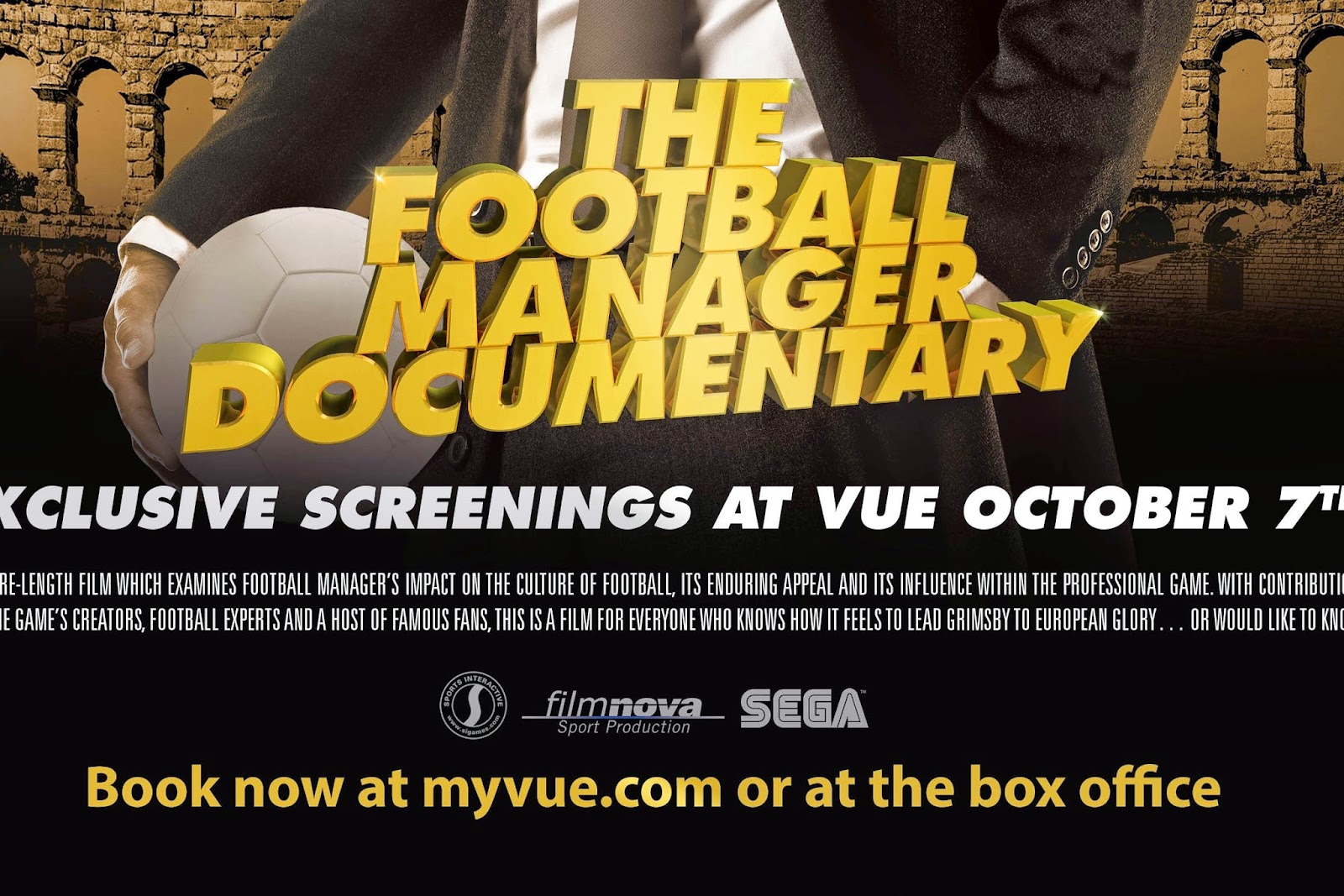 football manager documentary