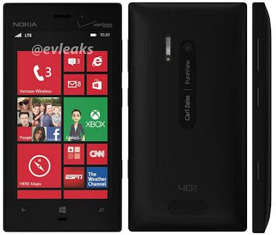 Nokia Lumia 928 2013