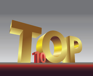 Our Top Ten For 2013