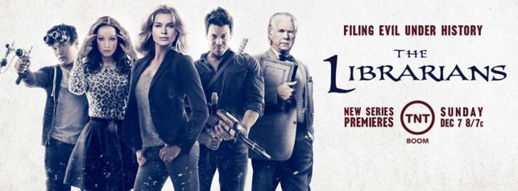 The Librarians - Episode 1.09 - And the City of Light / Episode 1.10 - And the Loom of Fate (Season Finale) - Promo