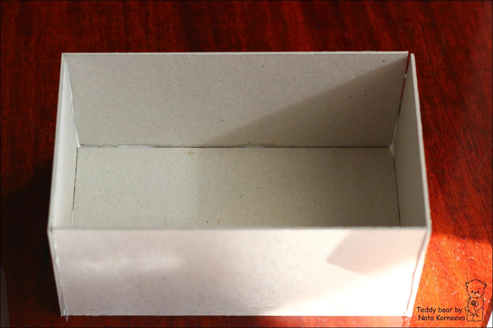 Как сделать прочные коробки