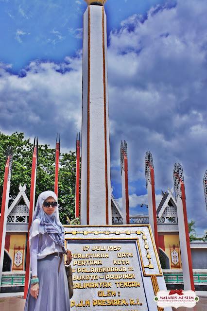 PALANGKARAYA Silent of City-Malabis Moslem