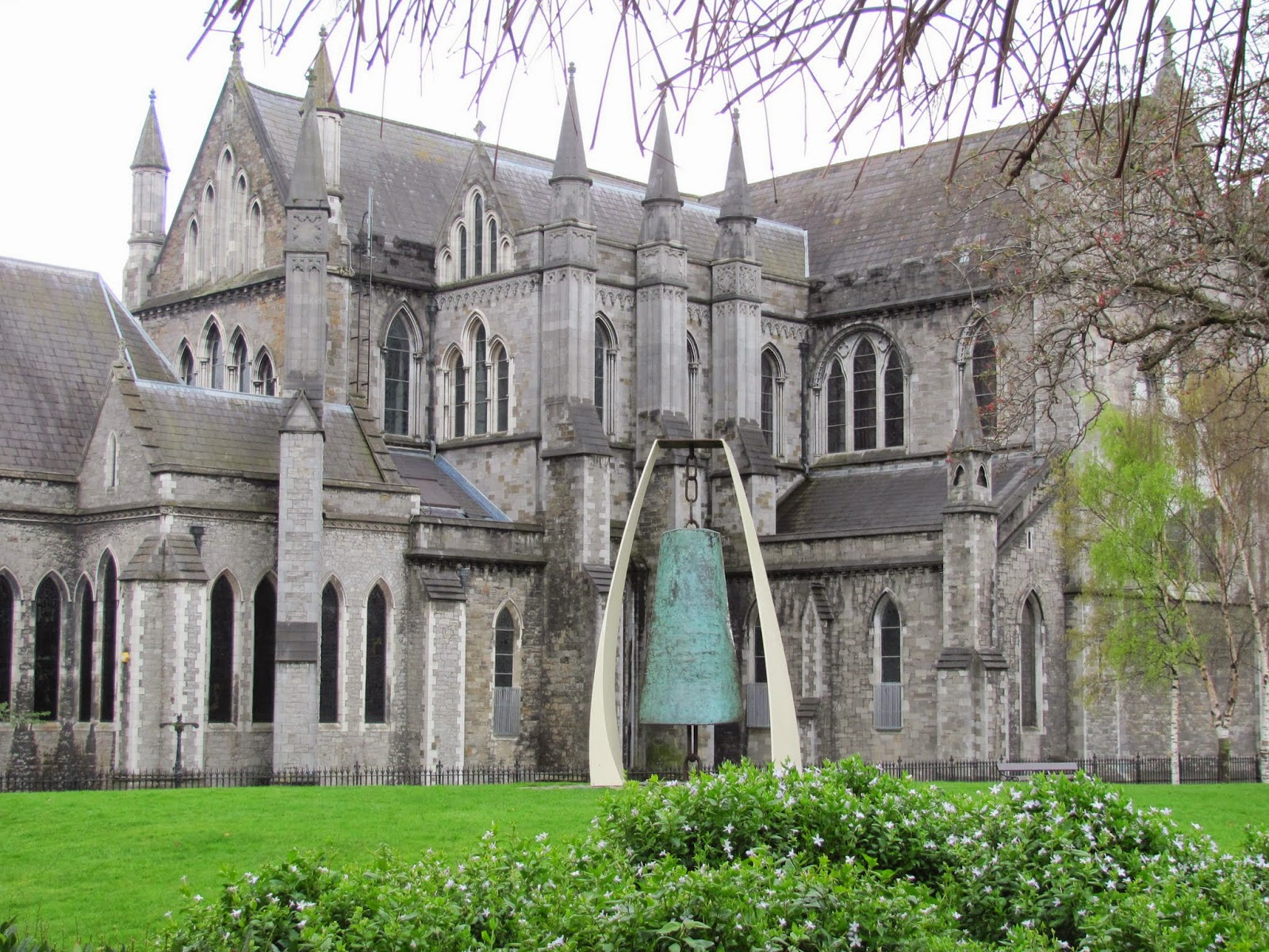St. Patrick's Cathedral Dublin, Ireland