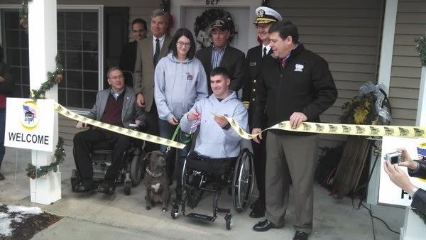 Rhode Island Handicap Hanging Tag