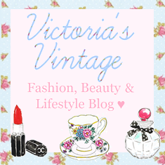 Victoria's Vintage Blog