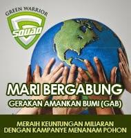 Gerakan Amankan Bumi