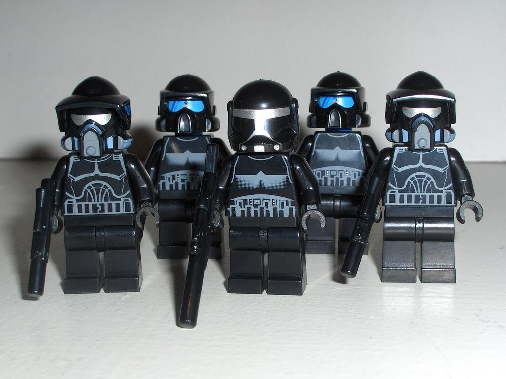 lego kashyyyk troopers instructions
