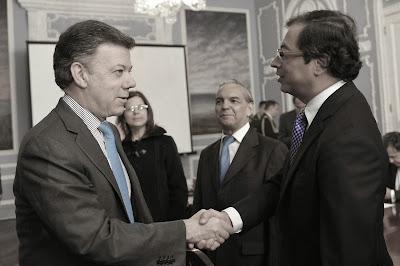 Petro y Gobierno Santos | Destitución | Copolitica