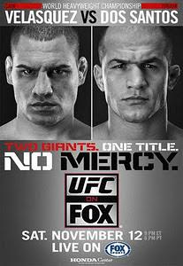 UFC on Fox: Velasquez vs. Dos Santos