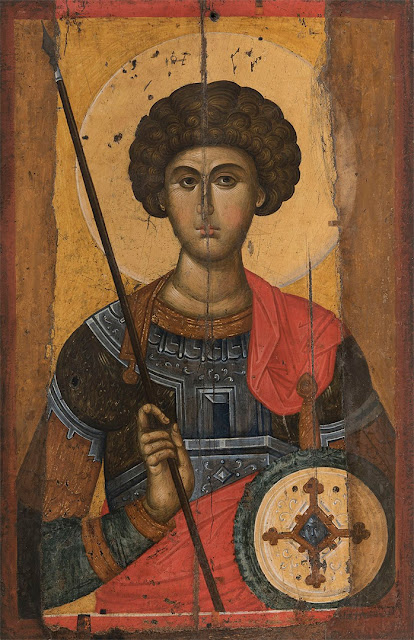 'Byzantium through the Centuries' at The Hermitage Museum, Saint Petersburg, Russia