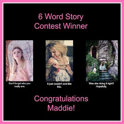 6 Word Story Contest Winner