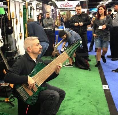 16 string bass image