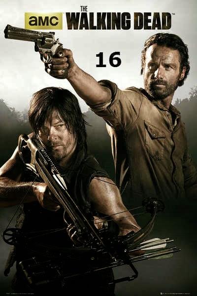 مشاهده مسلسل The Walking Dead S05 الموسم الخامس كامل مترجم مشاهده مباشره Rick-n-daryl-walking-dead-poster