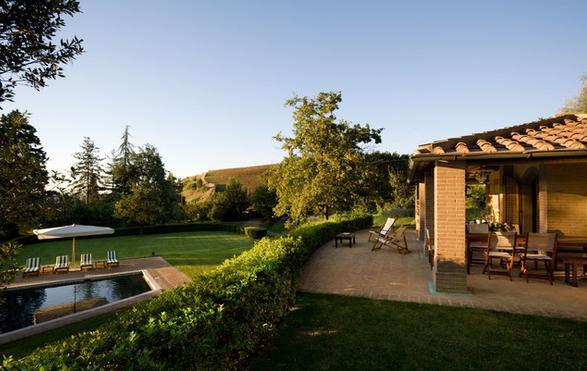 Fotos de jardin jardines casas minimalistas for Jardines exteriores de casas
