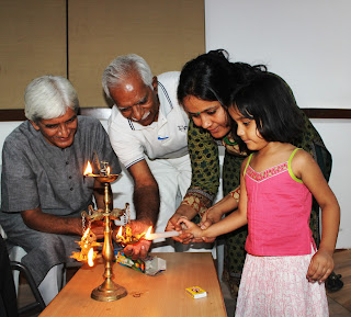 Inauguration of Workshop on Training of Bhavai Artists
