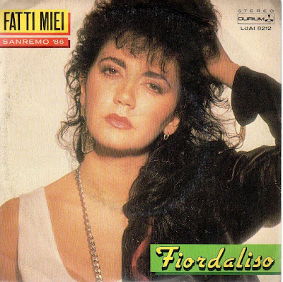 Sanremo 1986 - Fiordaliso - Fatti miei
