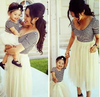 Outfit para mamá