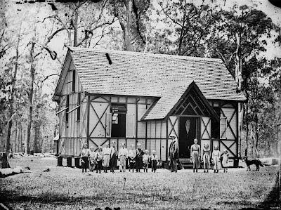 school house in the bush australia