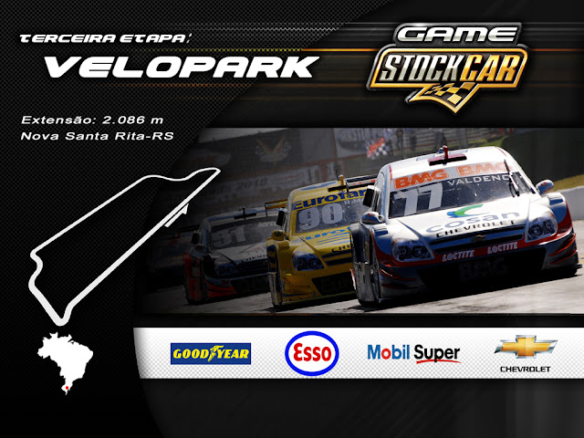 Stock Cars Circuito Velpark
